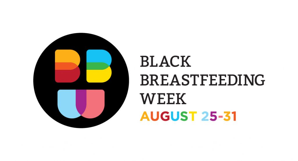 Black Breastfeeding Week on August 25-31